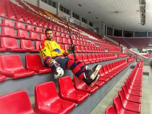 Za jak dlouho obkrouží Milan Džuba stadion v Budvar aréně? Tipujte a vyhrajte All inclusive zápas Motoru