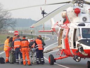 Letecká záchranná služba se asi z Bechyně vrátí do Plané