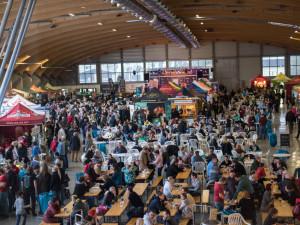 SOUTĚŽ: Mezinárodní pivní festival se po roční přestávce vrací na českobudějovické výstaviště