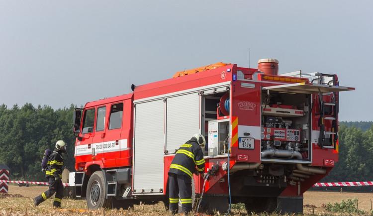 Jihočeští hasiči v loňském roce uhasili 1 097 požárů
