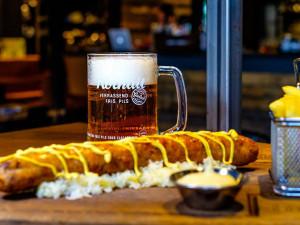 Blíží se Mezinárodní pivní festival, dorazí i pivo, které podporuje fotbalový klub Real Madrid