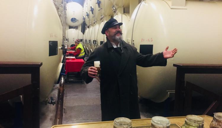 Divadelní prohlídky v Budvaru vezmou návštěvníky do dob, kdy se o pivovaru zatím jen mluvilo