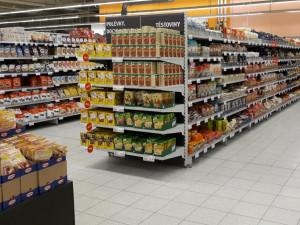 Přestavba hypermarketu Globus v Českých Budějovicích je v plném proudu