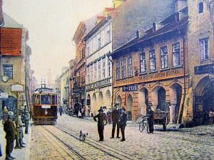 DRBNA HISTORIČKA: Označení P na tramvajích znamenalo Pražské předměstí