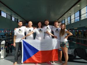 Budějcký freediver Radek Dvořák opět triumfoval. Tentokrát získal zlato v Rakousku