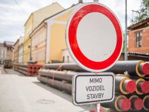 Výměna potrubí uzavře na dva měsíce Dobrovodskou ulici
