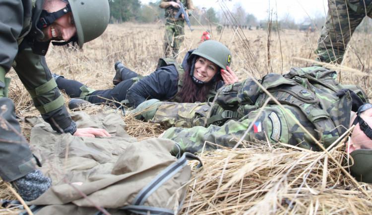 VIDEO: Na dvacet pět hodin vojákem. Pád na úplné dno a pocit vítězství