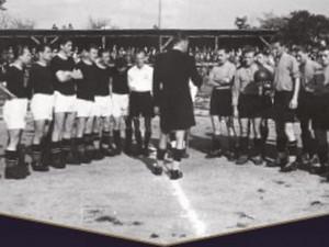 Krajský fotbal slaví sto let. Jubileum připomene unikátní kniha