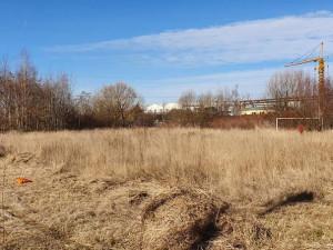 Bývalé škvárové hřiště v Sucháči znovu oživne. Zapotí se na něm budějčtí rugbisté