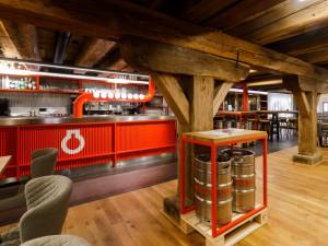 Slavnost Solnice Fest otevře jedinečnou restauraci s pivovarem