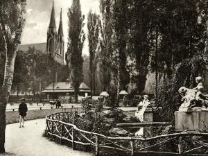 DRBNA HISTORIČKA: Háječek byl do příchodu vojáků botanickou zahradou