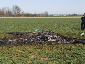 Nehodu letadla na Táborsku způsobila chyba při řízení a přetížení