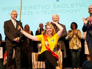 Nejoblíbenější učitelkou se v anketě Zlatý Ámos stala Pavlína Kopáčiková z Prachaticka