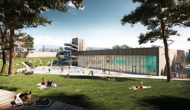 Písek pozastavil projekt výstavby plaveckého bazénu