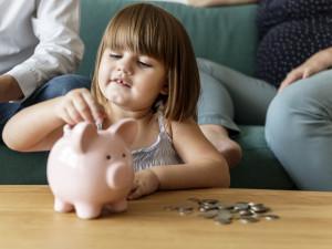 Na první dětské otázky spojené s penězi odpovídá projekt Společně bezpečně
