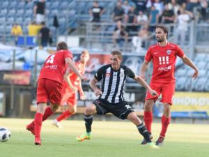 Dynamo uspělo také ve Vítkovicích a bere další tři body