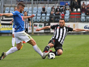 Dynamo opanovalo derby a Táborsku nasázelo čtyři branky