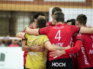 SOUTĚŽ: Volejbalisté chtějí desátý titul. Zítra je čeká Liberec