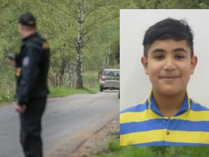 Z dětského domova v Boršově utekl chlapec, pátrá po něm policie