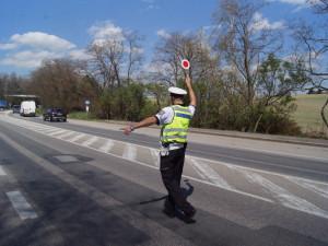 Policisté během Velikonoc zkontrolovali přes dva tisíce řidičů, hříšníků bylo čtyři sta