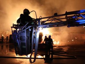 V Pohorské Vsi hořel penzion. Škoda se vyšplhala na tři miliony korun