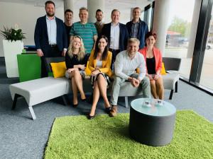 Pomáháme zákazníkům plnit sny o vlastním domově, říkají Jaroslav Svoboda a Lenka Žáková z Bidli ČB