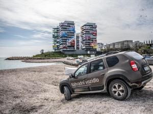 FOTO: SUV nebylo nikdy dostupnější. Duster obstál na jihočeských silnicích i v rumunských horách