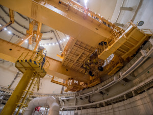 První temelínský blok obnovil výrobu elektřiny