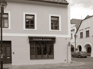 DRBNA HISTORIČKA: Po delší době máme zase vhistorickém jádru města pravý pivovar