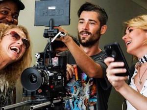 """FOTO/VIDEO: Jan """"Jackino"""" Bauer: Budějčák, který boří hranice filmu v zahraničí"""