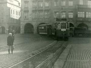 České Budějovice objektivem Milana Bindera a perem Martina Maršíka: Co zůstalo po tramvajích?