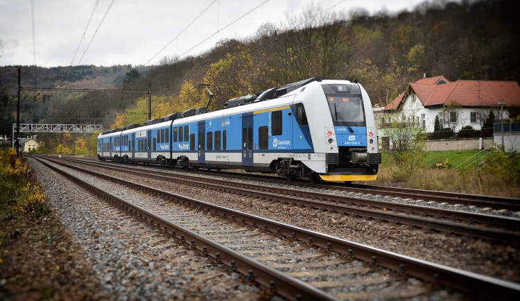 Správa železniční dopravní cesty postaví v Písku novou zastávku, bude blíž centru
