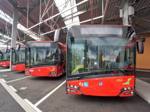Budějce chtějí za sto milionů upravit vozovnu trolejbusů
