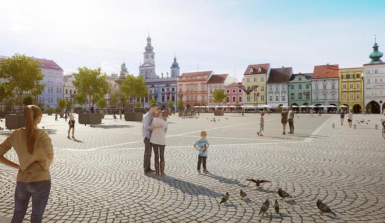 ANKETA: Více života, méně aut. Tak vypadají vize nového náměstí