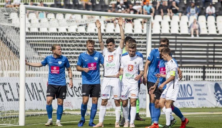 Jižní Čechy budou bez druhé ligy. Táborsko sestupuje