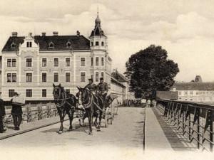 DRBNA HISTORIČKA: Dlouhý most nebyl nikdy kamenný
