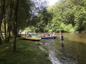 Kempy na jihu Čech před sezonou reagují na vyšší nároky turistů