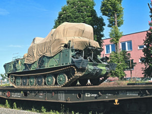 Strakoničtí vojáci vyrazili do Polska, kde se zapojí do velkého cvičení NATO