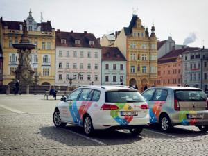 O sdílení aut mají Budějčáci zájem. GoDrive má na kontě už tisíc rezervací