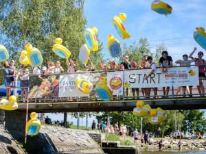Žluté kačky táhnou do Budějovic. Závod na pomoc dětem s handicapem odstartuje v neděli