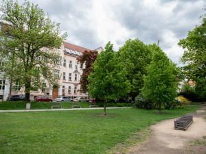 Revitalizace Parku Dukelská má zelenou. Lidé budou o podobě debatovat na veřejném setkání