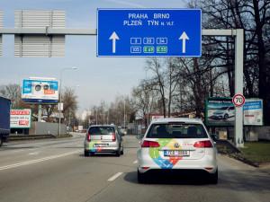Oblíbené budějcké sdílení aut GoDrive nyní využívají i firmy
