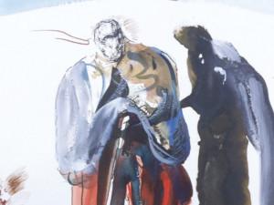 Alšovka zahajuje výstavy v Mariánské. Představí Švecovou, Doubravovou a Nováka