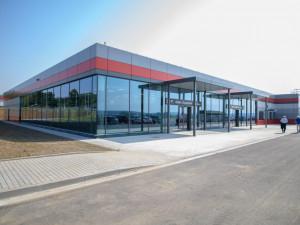 FOTO: Druhá etapa modernizce letiště je u konce. Ostrý provoz by měl začít na konci roku 2020