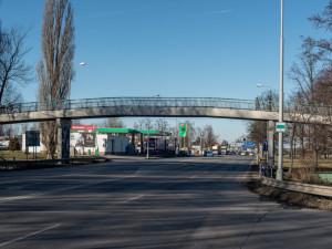 Oprava křižovatky u výstaviště se přesouvá. Pozdější termín by neměl komplikovat dopravu