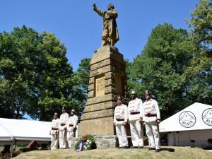 Slavnosti u Zbudova připomněly popraveného rychtáře Kubatu