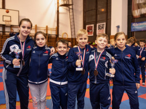TJ Karate České Budějovice pořádá nábor nových členů