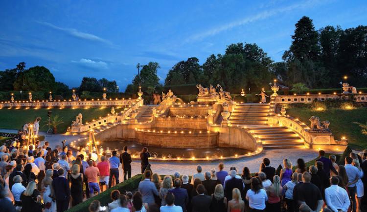V Krumlově začíná Mezinárodní hudební festival. Nabídne Take 6, operu i film