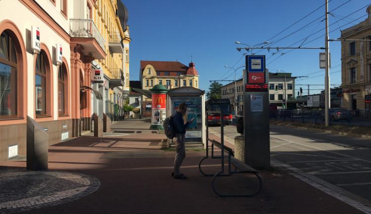 Zastávky na nádraží čeká modernizace. Práce začnou na konci července