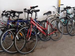 Město bude prodávat nalezená kola. Nejlevnější bude za stovku